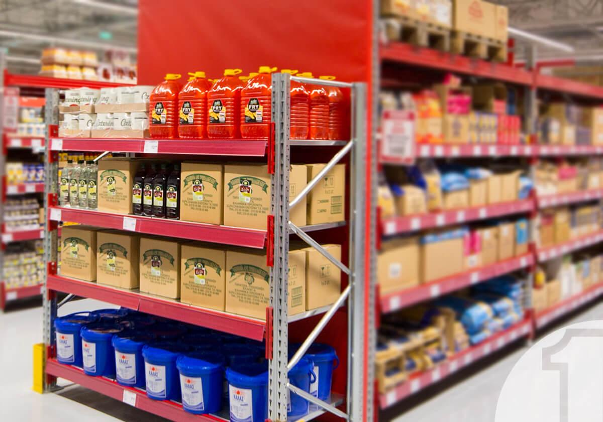 9 βασικές αρχές για το κατάστημά σας. Προϊόντα στα ράφια. Ena Blog