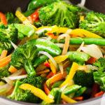 Λαχανικά Σωτέ | Συνταγές για επαγγελματική κουζίνα | Ena Blog