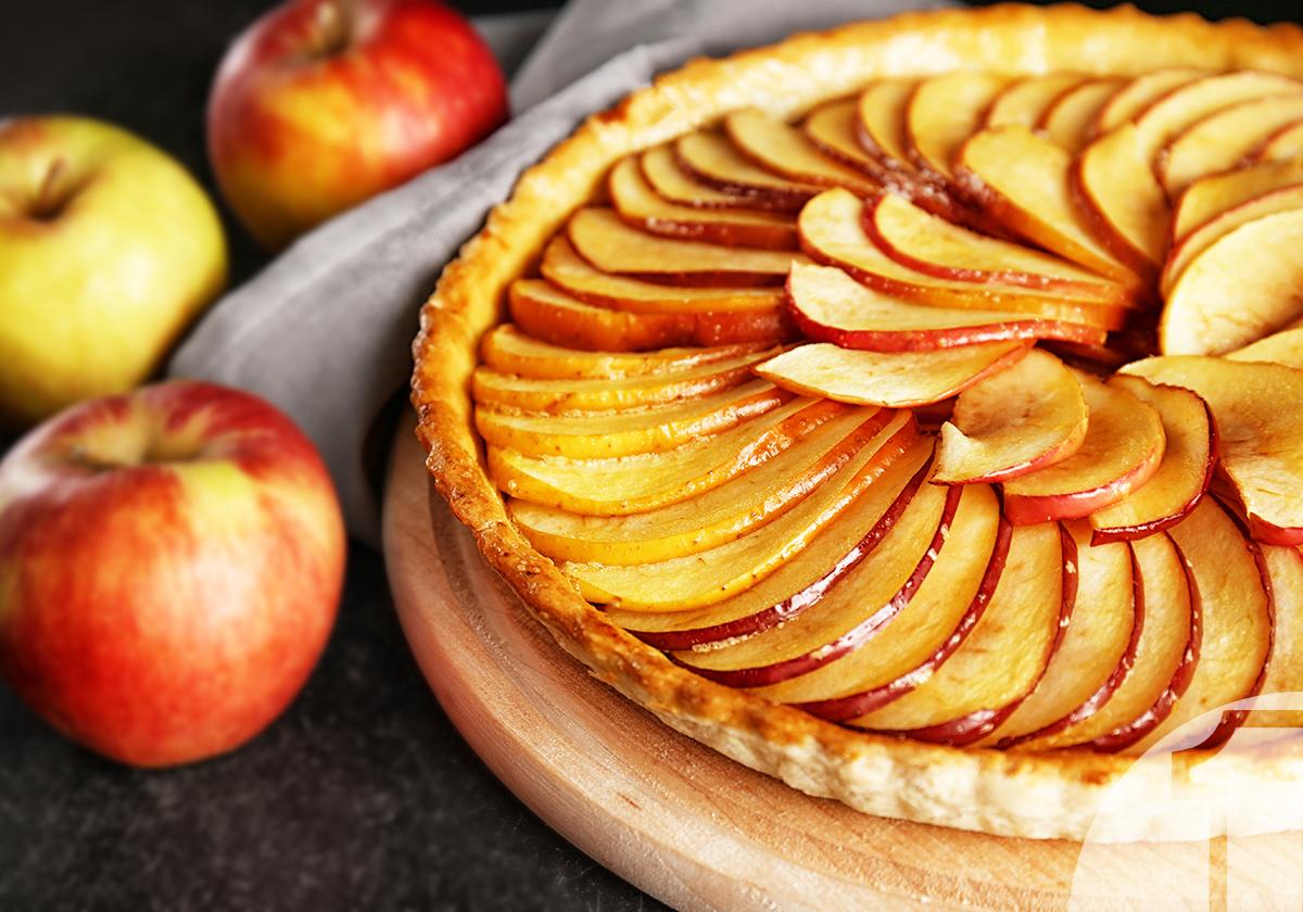 Μηλόπιτα | Συνταγές για επαγγελματική κουζίνα | Ena Blog