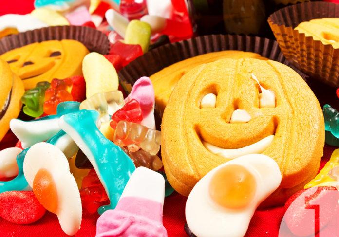 Τα μπισκότα του Halloween   Ena Blog