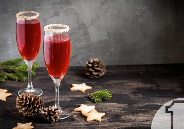 Πρωτοχρονιάτικο Cocktail Mimosa | Ena Blog