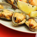Μύδια στο φούρνο με σκόρδο και βούτυρο | Ena Blog