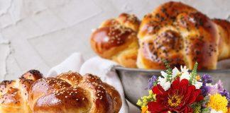 Πασχαλινό τσουρέκι | Ena Blog
