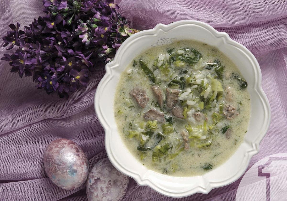 Μαγειρίτσα | Ena Blog