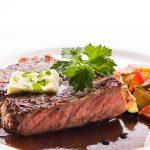 Μοσχαρίσιες μπριζόλες με σάλτσα   Ena Blog