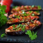 Μελιτζάνες στο φούρνο με λαχανικά | Ena Blog
