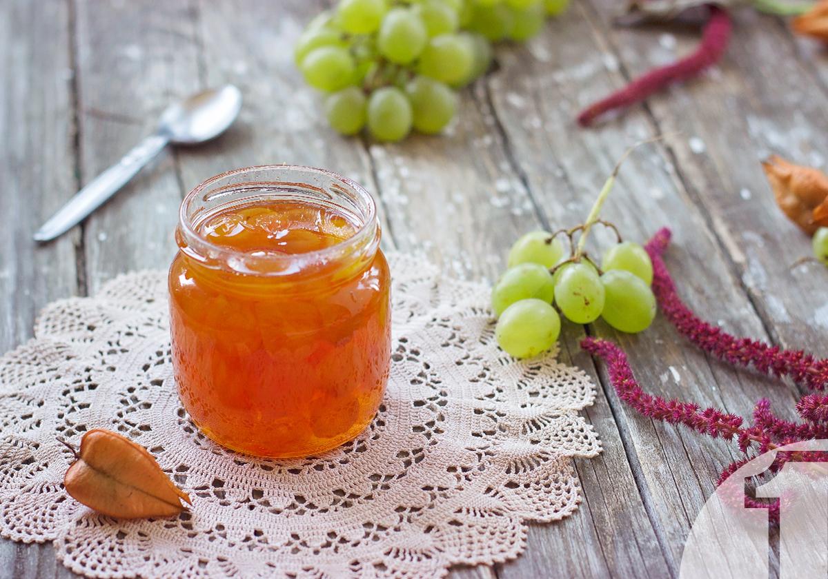 Γλυκό κουταλιού σταφύλι | Ena Blog