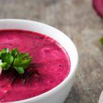 Κόκκινη Σούπα με Παντζάρια και Λάχανο   Ena Blog