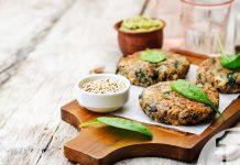 Θρεπτικά και νόστιμα μπιφτέκια με κινόα | Ena Blog