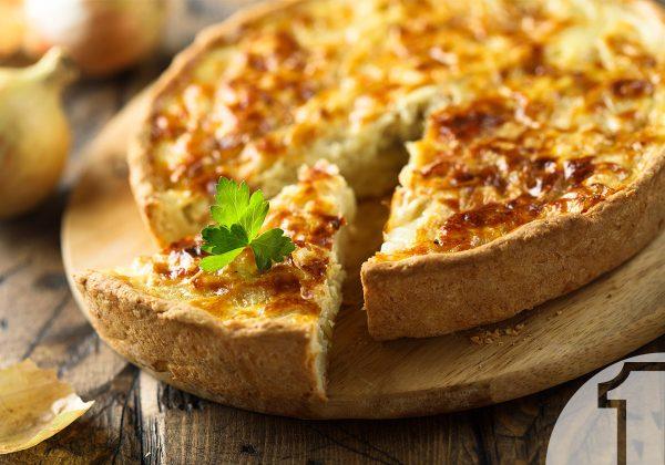 Παραδοσιακή κρεμμυδόπιτα της Μυκόνου | Ena Blog