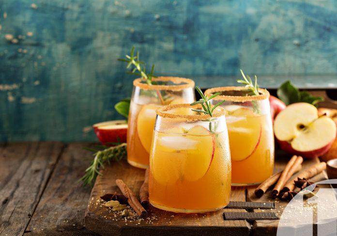 5 Cocktails εμπνευσμένα από το φθινόπωρο | Ena Blog