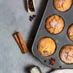 Αφράτα φθινοπωρινά Muffins ιδανικά για παραγγελίες take away ή delivery | Ena Blog