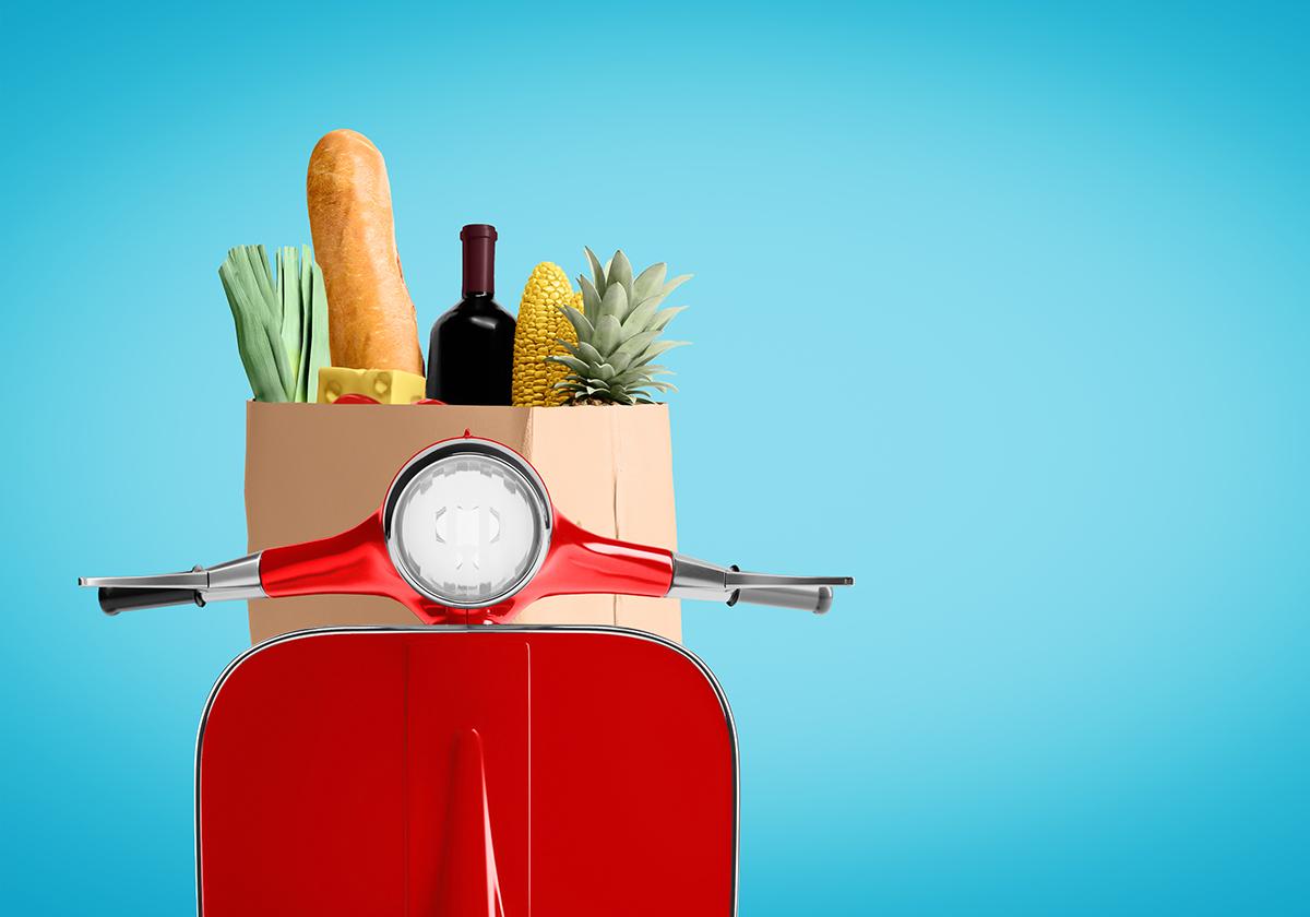 Delivery και mini market. Τι πρέπει να γνωρίζετε | Ena Blog