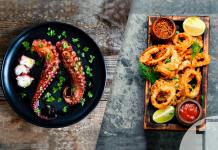 Χταπόδι & Καλαμάρι: Όσα πρέπει να ξέρετε για τους πρωταγωνιστές των καλοκαιρινών menu | Ena Blog