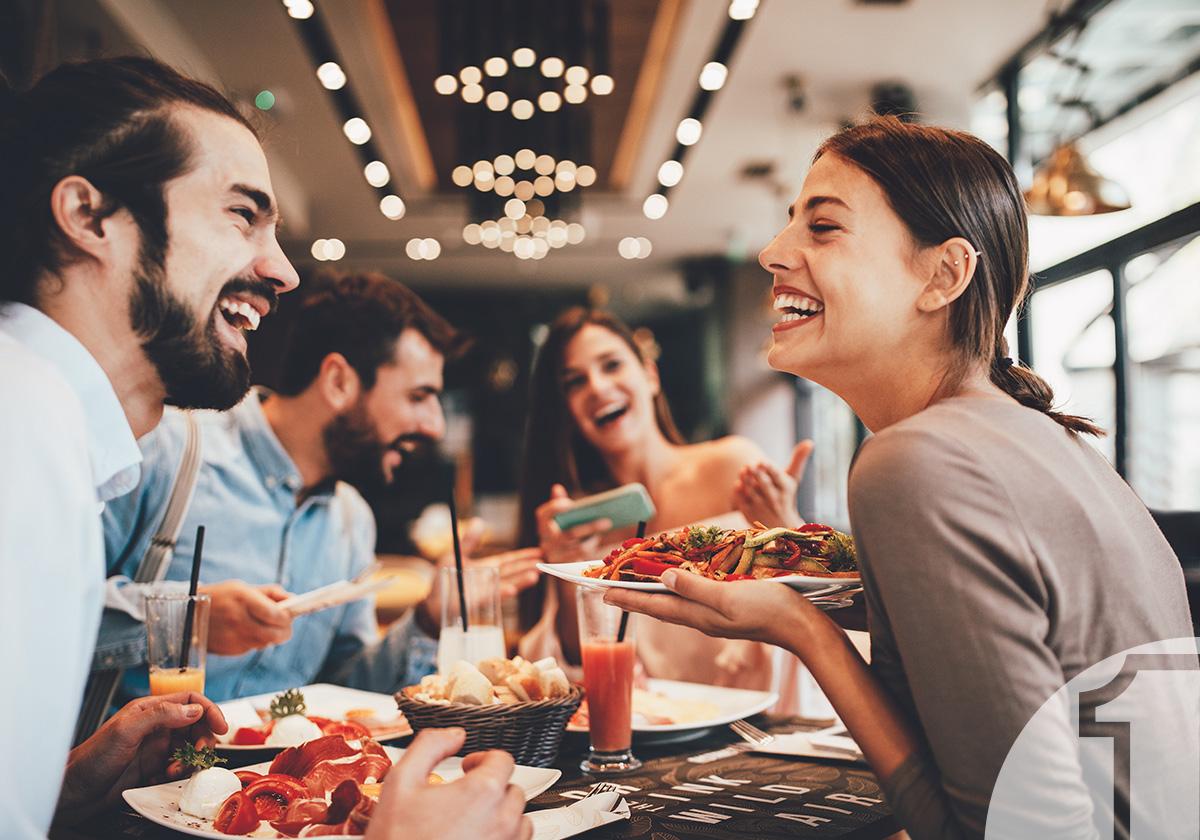 4 τρόποι για να ενισχύσετε την επωνυμία του εστιατορίου σας   Ena Blog
